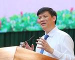 Thứ trưởng Nguyễn Thanh Long làm quyền Bộ trưởng Bộ Y tế