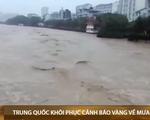 Sạt lở đất do mưa lớn tại Trung Quốc