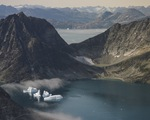 Băng tan kỷ lục tại Greenland khiến nước biển dâng cao nhất trong 12.000 năm qua - ảnh 3