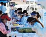 10 ngày liên tiếp, Hàn Quốc có số ca nhiễm mới theo ngày tăng ở mức ba con số