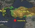 Căng thẳng Hy Lạp - Thổ Nhĩ Kỳ về trữ lượng khí đốt khổng lồ ở Địa Trung Hải