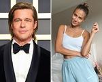 Brad Pitt hẹn hò với 'bản sao' của Angelina Jolie