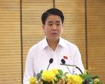 Khởi tố, bắt tạm giam ông Nguyễn Đức Chung