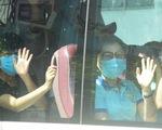 Đoàn y, bác sĩ Bình Định và Huế tạm biệt Đà Nẵng sau những ngày sát cánh chống dịch