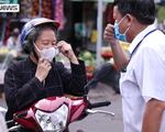 Ngày đầu phạt người không đeo khẩu trang nơi công cộng tại TP.HCM