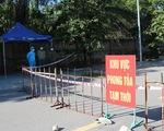Phong tỏa 1 tầng Bệnh viện đa khoa tỉnh Quảng Trị do liên quan bệnh nhân 832