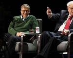 Bill Gates nói rằng đây là 'điều quan trọng nhất' mà ông học được từ Warren Buffett