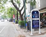 Vì sao Hà Nội tạm dừng thí điểm trông giữ xe qua ứng dụng di động iParking?