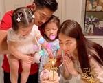 Quách Phú Thành nói về con: 'Bọn trẻ sẽ lớn lên trong nháy mắt'