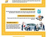 Những mẹo nhỏ giúp xe ô tô đỡ ngốn xăng