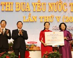 Phó Chủ tịch nước biểu dương kết quả phong trào thi đua của tỉnh Khánh Hòa