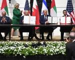 Thỏa thuận lịch sử giữa Israel với UAE và Bahrain khép lại nhiều thập niên thù hằn