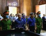 Nguyên Phó Chủ tịch UBND TP.HCM Nguyễn Thành Tài cùng 4 đồng phạm kháng cáo