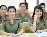 Điểm chuẩn hệ trung cấp các trường Công an nhân dân năm 2020 - ảnh 1