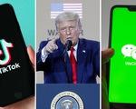 Mỹ cấm người dùng tải TikTok và WeChat