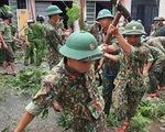 Hà Tĩnh, Thừa Thiên - Huế khẩn trương khắc phục hậu quả sau bão số 5