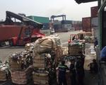 Vì sao hàng nghìn container phế liệu tồn đọng tại cảng Cát Lái?