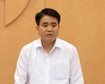 Bãi nhiệm chức danh Chủ tịch UBND TP Hà Nội của ông Nguyễn Đức Chung