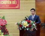 Tân Phó Bí thư Tỉnh ủy được bầu giữ chức Chủ tịch UBND tỉnh - ảnh 2