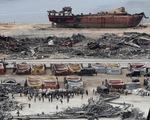 Lebanon phát hiện hơn 4 tấn hóa chất amoni nitrat gây nổ gần cảng Beirut
