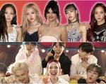 Những lần kết hợp giữa sao K-Pop và sao US-UK khuấy đảo thế giới