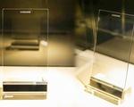 Samsung tham vọng phát triển smartphone trong suốt