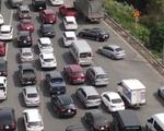 Cao tốc Long Thành - Dầu Giây kẹt cứng sau tai nạn liên hoàn