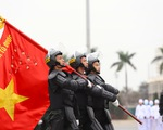 Lực lượng công an, quân đội xuất quân, bảo vệ tuyệt đối an toàn Đại hội XIII của Đảng