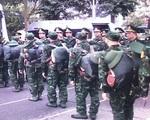 Điều động gần 500 Học viên Biên phòng lên các chốt chống dịch COVID-19