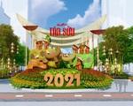 Đường hoa Nguyễn Huệ Tết Tân Sửu 2021 có gì đặc biệt?