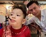 Việt Anh chia sẻ ảnh 'dìm' con trai và động thái của vợ cũ