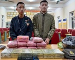 Nhận 300 triệu đồng vận chuyển thuê 12 bánh heroin, 54.000 viên ma túy, 1kg ma túy đá