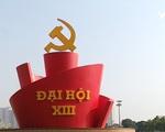 Người dân Thủ đô Hà Nội cùng hướng về Đại hội Đảng lần thứ XIII
