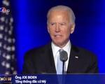 Chân dung tân Tổng thống thứ 46 của nước Mỹ Joe Biden