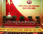 TRỰC TIẾP: Khai mạc Đại hội XIII của Đảng