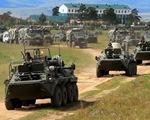 Nga công bố kế hoạch tập trận năm 2021