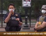 Thủ đô Mỹ triển khai vệ binh quốc gia đối phó biểu tình trước ngày quyết định