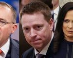 Loạt quan chức Nhà Trắng từ chức sau vụ bạo loạn là những ai?