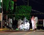Xả súng vào đám tang tại Mexico khiến 9 người thiệt mạng