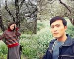 Hé lộ Hồng Diễm - Doãn Quốc Đam siêu lãng mạn trong 'Hướng dương ngược nắng'