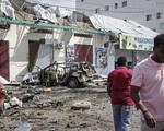 Đánh bom xe liều chết tại Somalia, ít nhất 7 người thiệt mạng
