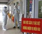 Chiều 15/2: Phát hiện thêm 40 ca mắc COVID-19 mới tại Hà Nội, Hải Dương