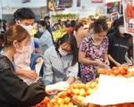 Thị trường Hà Nội ngày đầu năm mới: Hàng hóa dồi dào, giá tăng nhẹ