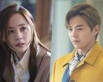 Cuộc chiến thượng lưu phần 2: Logan Lee (Park Eun Suk) lạnh lùng nhìn Oh Yoon Hee (Eugene)