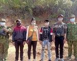 Quảng Nam phát hiện 3 đối tượng nhập cảnh trái phép