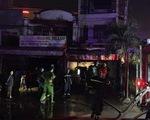 Cháy nhà trong đêm, 2 nữ sinh viên may mắn thoát nạn