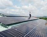 Giá điện mặt trời áp mái dự kiến giảm mạnh