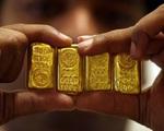 Giá vàng châu Á xuống đáy