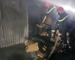 Bình Dương: Kịp thời dập tắt đám cháy tại kho hàng rộng 7.000 m2