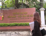 Hàng trăm học viên Học viện Múa Việt Nam ra trường không... bằng cấp